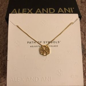 Alex and Ani Path of Life Necklace